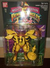 1994 MIGHTY MORPHIN POWER RANGERS-EVIL SPACE ALIEN: STINGER SHOOTING GRUMBLE BEE