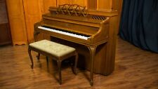 Steinway & Sons Model 100 Console Piano