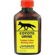 Wildlife Research Coyote Urine 4 oz.