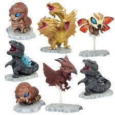 Godzilla King Of The Monsters 7 PCS Action Figure Collection Model Kids Toy Gift