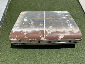 1964 Chevy Chevrolet Impala SS Trunk lid - 4 Lamp Holes
