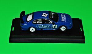 BIANTE BLUE  AU XR8 FORD FALCON #1 First Run Model  1:64