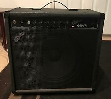 SUPER RARE Pignose G60VR Tube Combo Amp