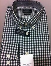 Hackett London beautiful casual shirt  56/46US, 2XL NWT$295 LuckyBid&Win Now