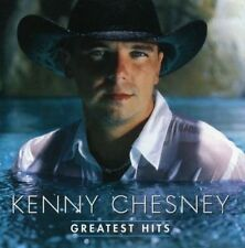 KENNY CHESNEY (GREATEST HITS CD - SEALED + FREE POST)