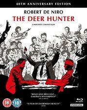 The Deer Hunter 40th Anniversary Edition [Blu-ray] [2018] [Dvd][Region 2]