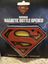 Superman Magnetic Bottle Opener DC Comics