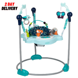 Cosco Jump, Spin & Play Activity Center, Featherly Free Shipping USA