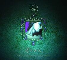 IQ - Ever: 2018 Remix - 25th Anniversary Collectors Edition (NEW 2CD+DVD)