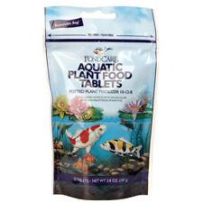 Api 185A PondCare Aquatic Plant Food Tablets, 25-Count