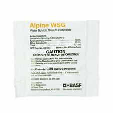 ALPINE WSG - ANT - ROACH - FLEA - BED BUG CONTROL