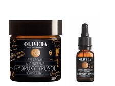 Oliveda Hydroxytyrosol Corrective Lifting Eye Elixir 15ml + Augencreme 30ml
