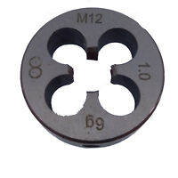 US Stock HSS 12mm x 1 Metric Die Right Hand Thread M12 x 1mm Pitch