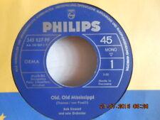 """7"""" 1965 OST ! BOB STEWART und seine Orchester Old, Old Mississippi"""