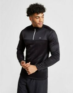 Calvin Klein Performance 1/4 Zip Poly Technical Top | New w/Tags | Top Brand