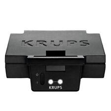 Krups FDK 451 Sandwich Toaster mit exra großen Toastplatten Antihaftbeschichtung
