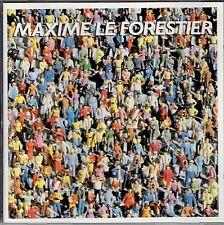 CD - MAXIME LE FORESTIER - Né quelque part