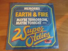 70er Jahre - Earth & Fire - Memories / Maybe Tomorrow