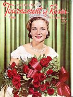 Tournament Of Roses Pasadena Rose Bowl Parade Pictorial 1965 VGEX 081716jhe