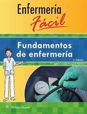 FUNDAMENTOS DE ENFERMERIA / FUNDAMENTALS OF NURSING - TAYLOR, TRACY A., R. N. (E