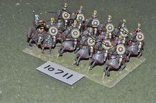 25 mm era ROMAN/ROMANO-Cavalleria 12 CAVALLERIA-CAV (10711)