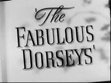 THE FABULOUS DORSEYS, 1947, biographical Dorsey band musical, DVD-R: Region 2  ^