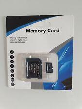32gb micro sd Card Plus adaptor