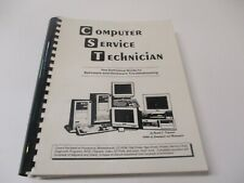 CST Computer Service Technician Software & Hardware Troubleshooting Guide 1996