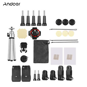 Andoer 32-In-1 Basic Common Action Camera Accessories Kit for GoPro  M4W0