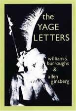 The Yage Letters by Ginsberg, Allen Paperback Book The Fast Free Shipping