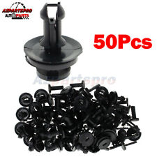 50 PCS Lower Air Deflector Retainer Clip For Chevrolet Chevy Avalanche 1500 2500