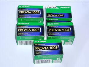 5 Fujichrome PROVIA 100F (135/36)