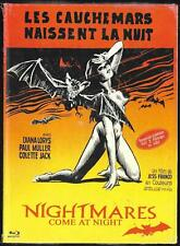 X-RATED Mediabook ECC #17 : Nightmares come at night (Jess Franco) + 2 HD movies