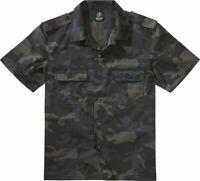 Brandit Marine Pullover Troyer Su/éter para Hombre