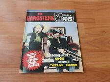 The Gangsters, Crimes & Punishment Library Special 1975. Krays, Dillinger Capone