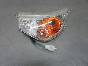 G KYMCO LIKE 200 I 2012 OEM  FRONT TURN SIGNAL LIGHT  (A)