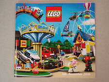 Lego catálogo julio-diciembre 2015, nuevo, no leído
