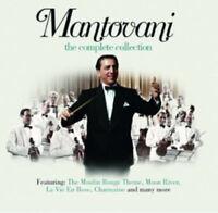 Mantovani and His Orchestra : 100 Golden Classics CD Box Set 5 discs (2010)