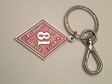 81 nomads Support 81 world 1% Angels bike's Diamond key chain ring metal bag tag