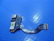 """Asus Zenbook 13.3"""" UX31A USB Audio Card Reader Board w/Cable 455M4L88L11 GLP*"""