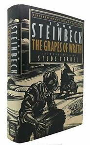 Grapes of Wrath by Steinbeck, John Hardback Book The Fast Free Shipping