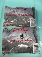 "2 Alaska 72"" Form Fitting Game Bags / Hunting Deer Sheep Antelope"