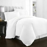 Luxury Duvet Cover Set 100% Percale Cotton Double King Size Quilt Bedding Sets