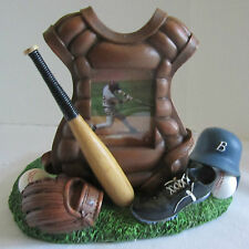 Yankee Candle Father's Day 2013 Baseball Softball Picture Jar Holder #1282233