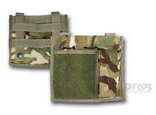 Panneau Militaire Molle Mtp Multi Camouflage Patch Admin Armée Britannique