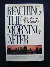Reaching the Morning After - SIGNED by KASHA & HIRSCHHORN to Producer ALLAN CARR