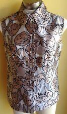 Megan Salmom Chelsea Edward Shirt Size 10 NWT RRP $249.00