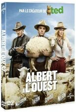 Albert à l'ouest DVD NEUF SOUS BLISTER