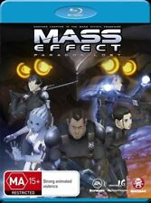 Mass Effect - Paragon Lost (Blu-ray, 2013)  New & Sealed R  B Blu Ray (D11) (D23