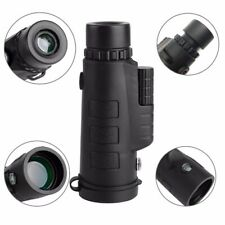 Monocular Telescope 40x60 w/ Tripod I Outdoor Hiking Camping Hunting I